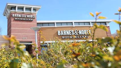 News video: Barnes & Noble Will Split Into Two Companies