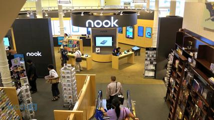 News video: Barnes & Noble Is Dumping Its Nook Business